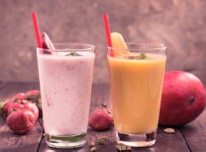 recette-smoothie-aux-fraises