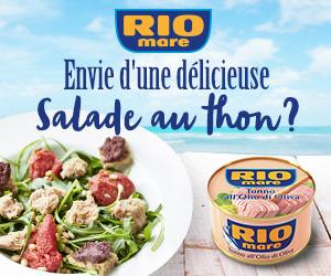 Rio Mare - Salade au Thon